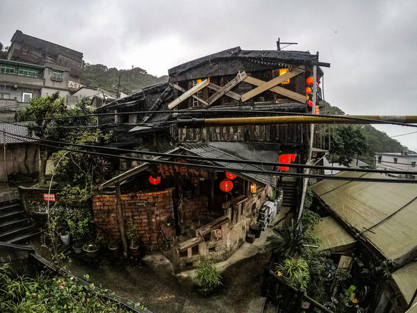 EyeEm EyeEmNewHere EyeEm Gallery Architecture Taiwan Old Fashion Style Rain Been There. Done That.