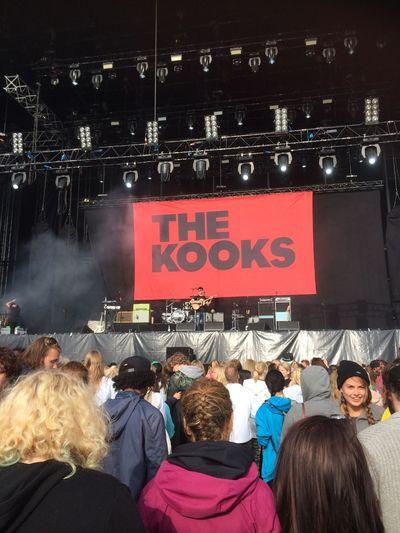The kooks omg The Kooks Bråvalla Festival Music Festival