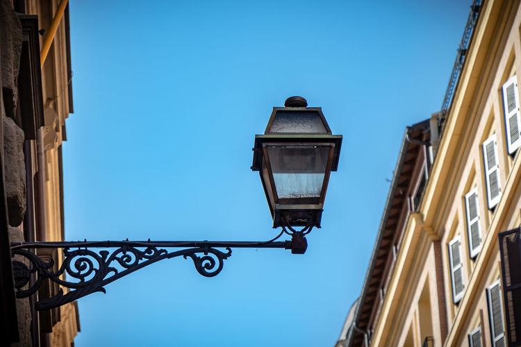 Antique street