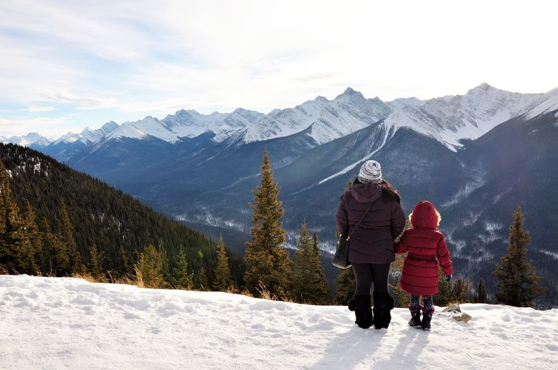 Just the 2 of Us..!!👭🇨🇦🏔️⛰️🏞️🌬️🌨️❄️☃️ Canada Landscape Ilovephotography Explore Banff National Park  Rockymountains Enjoying The View Alberta Earth Freeze Nature Enjoying Life Warm Clothing Mountain Snow Bonding Cold Temperature Togetherness Winter Full Length Men Males  Snowcapped Mountain Pine Tree Ski Holiday Snowing Hiker Snowfall Pinaceae Pine Woodland