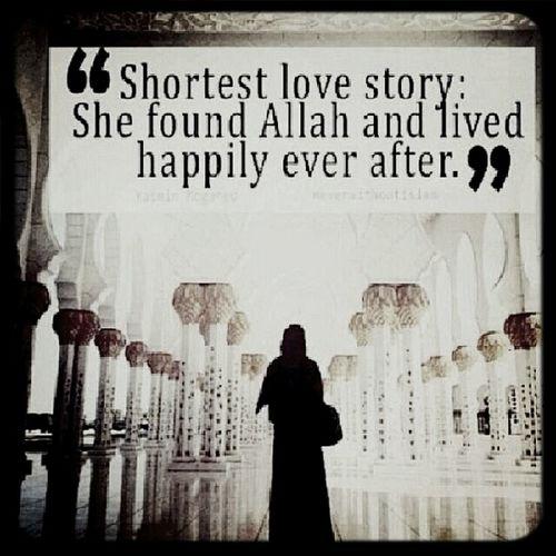 allah is great Enjoying Life