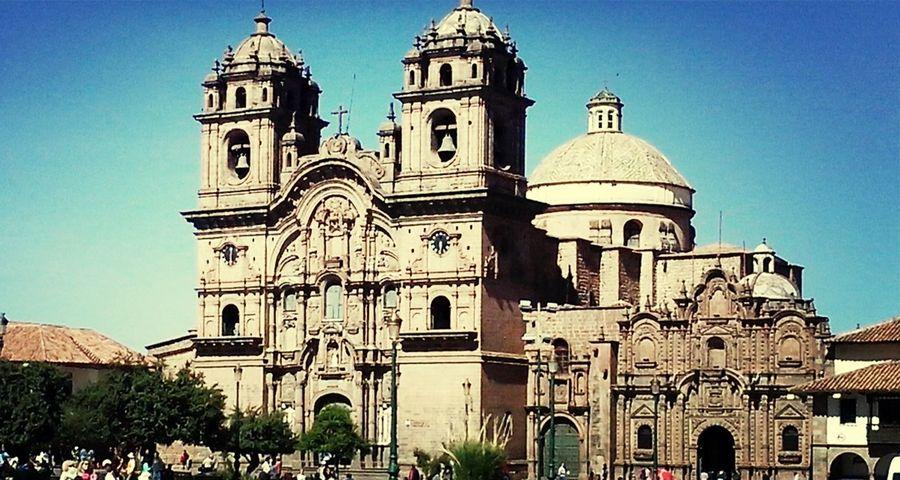 catedral del cuzco peru