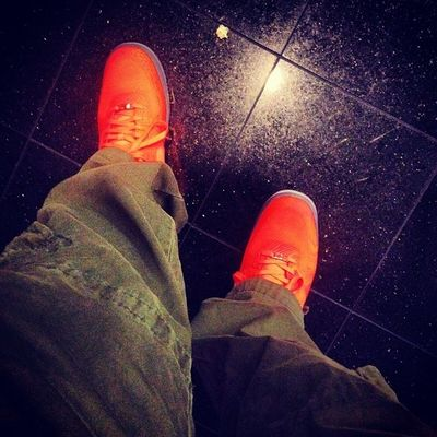On foot BHM 2013 Nike Swooshead nicekicks igsneakercommunity kicksonfire sneakernews solecollector heat sneakrgang sotd kotd wdyt sneakerporn ilovekicks airforce1XXX classic lunar
