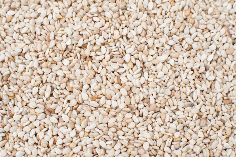 Sesame seeds texture food background Backgrounds Brown Cereal Plant Close-up Food Food And Drink Freshness Full Frame Healthy Eating Heap No People Pattern Seeds Sesame Texture Textured  Vegetarian Food White
