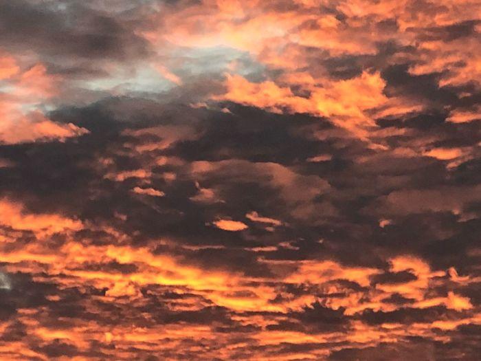 Sunrise 9/13/2018 Sunrise Sky Dramatic Sky