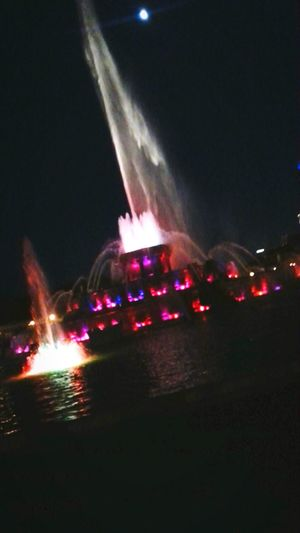 Fountain Pictures!!!😊🙆💜💙💛💓