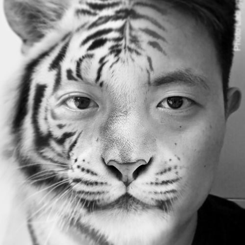 Tiger man First Eyeem Photo
