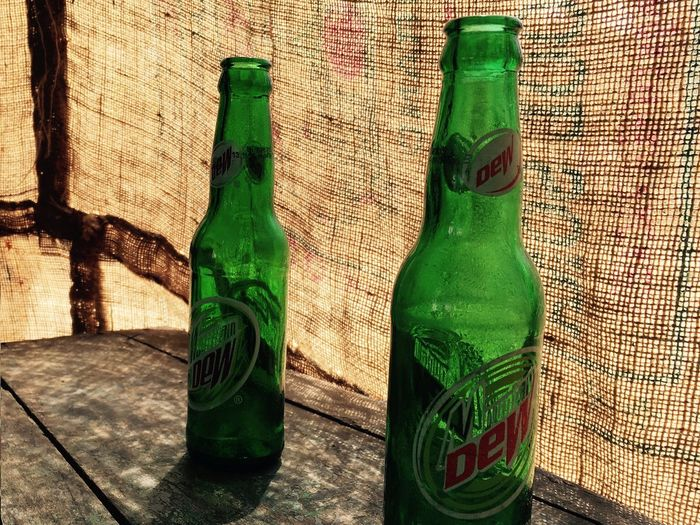 Two Is Better Than One Mountaindew  IPhoneography