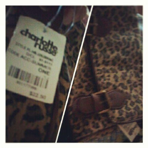 My CharlotteRouse bag :)