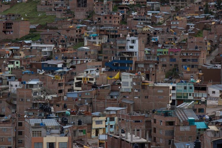 Architecture Building Exterior Built Structure City Cityscape Community Crowded Day Outdoors People Peru Puno, Perú Residential Building The Photojournalist - 2017 EyeEm Awards Town