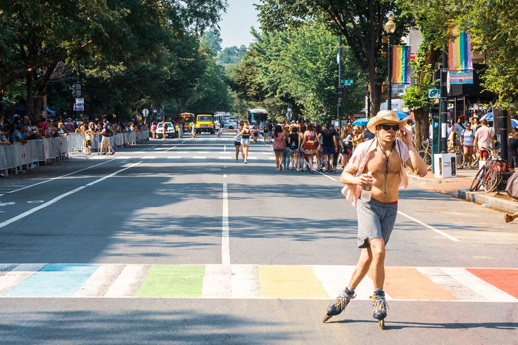 #eyeemDC Gay Parade Dc Love Man Woman Gay Glbt Homosexual Love Lesbian Parade Pride