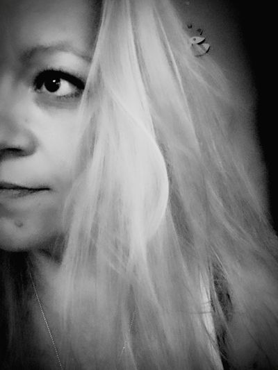 Black And White Ich That's Me Beautiful