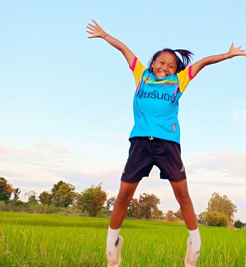 Athlete Child