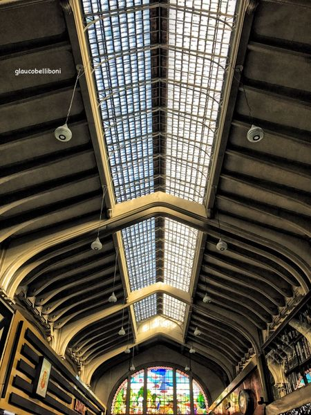 São Paulo Marketplace Architecture Built Structure Architectural Feature Low Angle View City EyeEm Gallery Eye4photography  Mercadomunicipal Mercadão-SP Sao Paulo - Brazil Saopaulocity Ilovesampa Ilovesaopaulo Saopaulowalk Hdr_Collection
