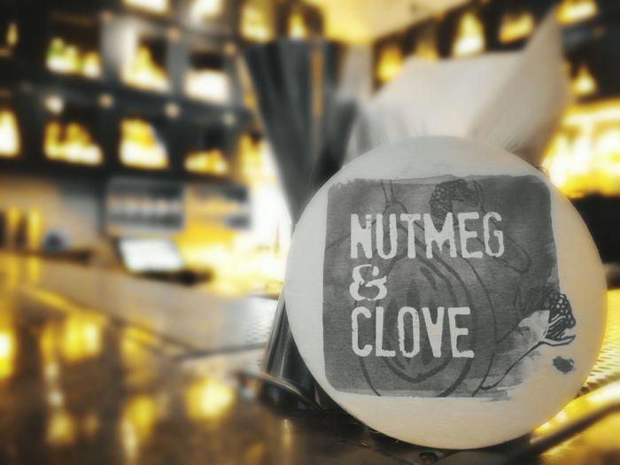 Nutmegandclove Singapore Cocktailbar Jigger Coaster