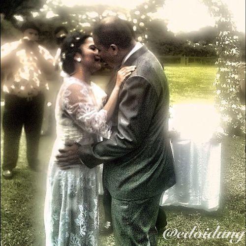 You may kiss the bride Iphonesia Hdriphoneographer Hdri_love Instago gangbeer gang_family gangbeer iphoneonly iphoneography love kiss married cc: @arieslukman @aliathingy @mahadewa | models @ezarupd & myra