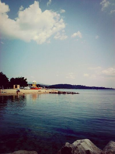 Beach Day Summer ☀ GREECE ♥♥ Xalkidiki Greece