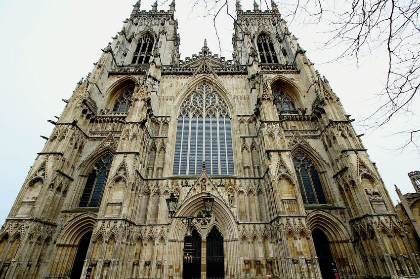 York Minster Yorkshire Yorkminster