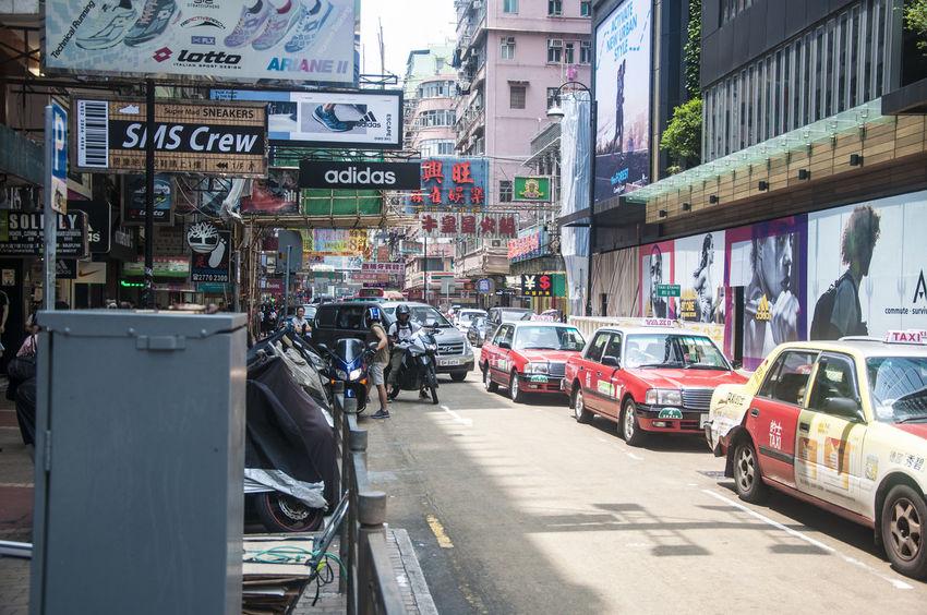 Hong Kong Market Mongkok Outdoors Road Street Street Photography Tourist Attraction