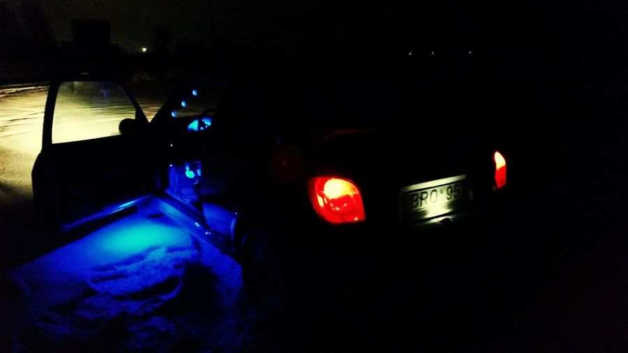 Night girl. Ready for wrc. Ford Racing Car Rs1800 Fiesta Lithuania Wrc