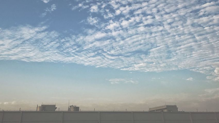 sky Sky Cloud - Sky Day No People Outdoors Water Built Structure Nature Sea Beauty In Nature Scenics