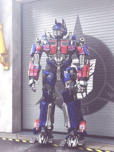Transformerstoys Optimusprime Optimusprime Transformers_4life Transformers Transformation No People Military Uniform Outdoors