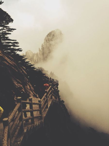 The Explorer - 2014 EyeEm Awards Huangshan Yellowmountains China