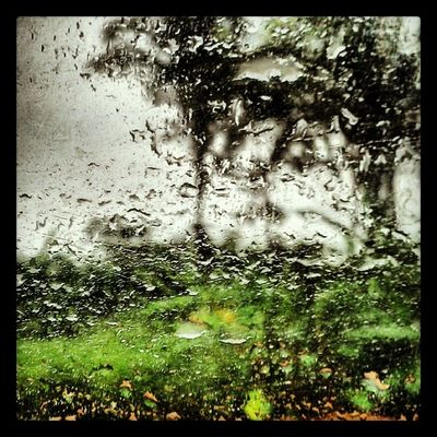 Muiitaa chuvaaa = estrada perigosa Tenso