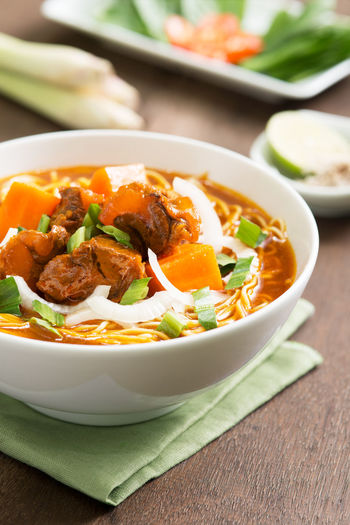 Vietnamese Food ASIA Colors Cooking Cooking At Home Green Green Color Homemade Homemade Food Vietnam Vietnamese Food Close-up Cows Egg Fish Fishing Nobody Nobody Around Nudles Soup Sweet Sweet Food
