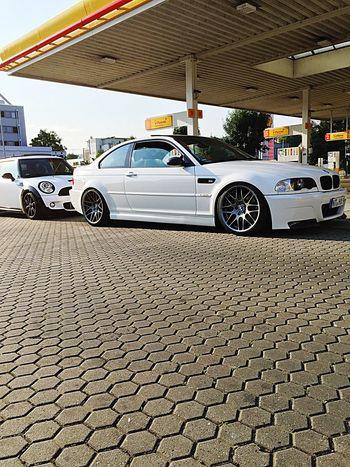 BMW M3 Csl White Shark