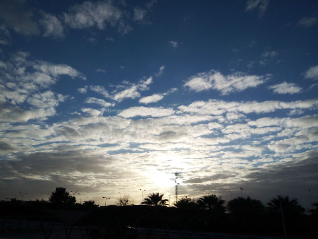 Adrar Cloud - Sky Sky Beauty In Nature Taking Photos Playing With Camera Algeria Photography Winter Sky