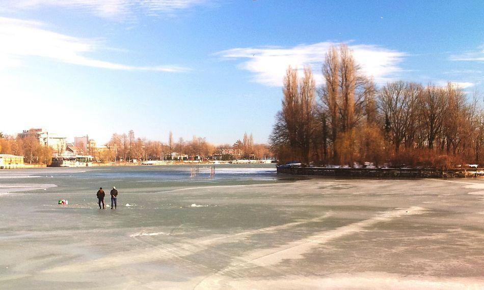 Deepfreeze On ice