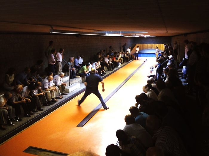 Basque bowling Bowling BasqueCountry Vitoria / Gasteiz Competition Game