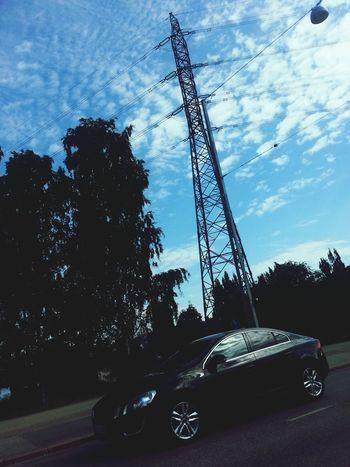 Transmission Line Tower, Helsinki, Finland