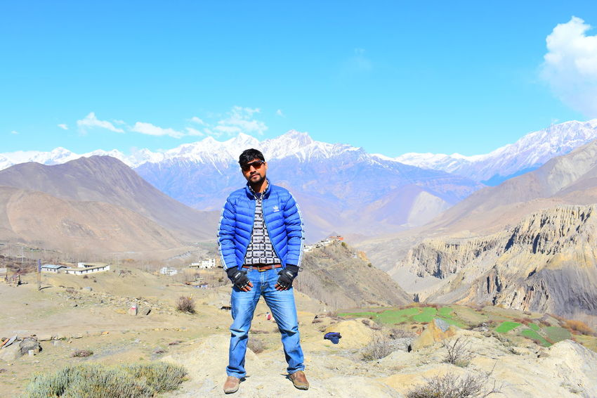 Mustang Nepal Travel Way To Muktinath Temple