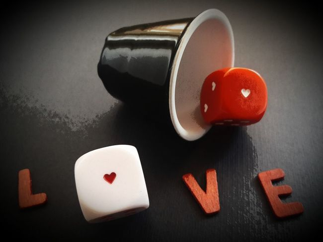 LOVE IS A GAMBLE, NOT A GAME. YOU ARE SUPPOSED TO TAKE SOME RISKS... NOT JUST TO PLAY Feelingsthroughphotography One Love One Heart One Gamble Gambler Gambler's Game! Gambling Gambling Addiction Gambling Games Gambling Role The Dices Game Time  Game Of Chance Board Game Dices Dice Game Bet Love Heart Heart Shape Choices ChoicesInLife Feelings Conceptual Conceptual Photography  Heart Shape Black Background Chance Casino Inner Power The Still Life Photographer - 2018 EyeEm Awards The Creative - 2018 EyeEm Awards EyeEmNewHere