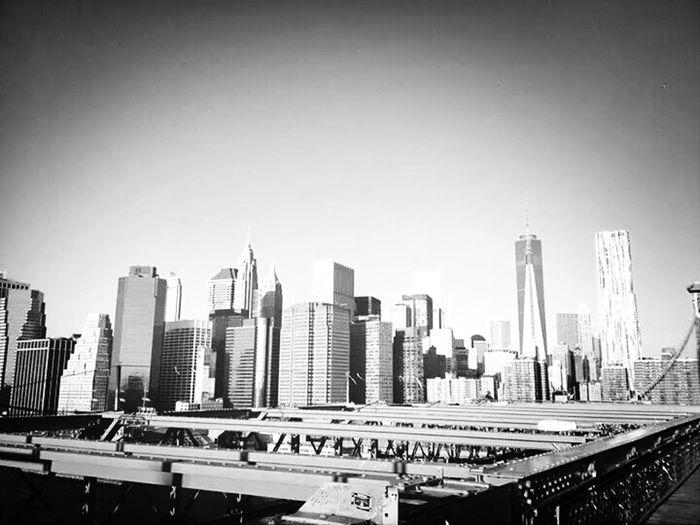 Manhattan NYC Photography Brooklyn Bridge / New York Newyork Mas New Que York