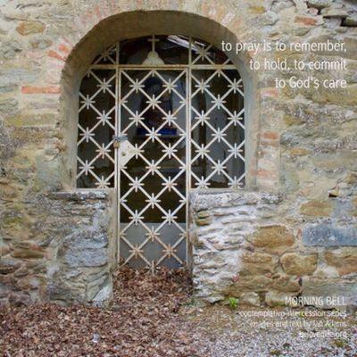No 20 in series 'in our prayers (contemplative intercession)' Stillness Prayer Contemplation Cortona Shrine Remember