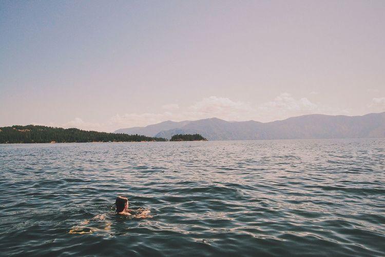 Idaho Sandpoint Nikon Summer