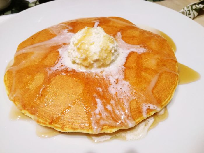 Pancakes Sweet Food Food And Drink No People Food Close-up Indoors  Freshness Day Ready-to-eat