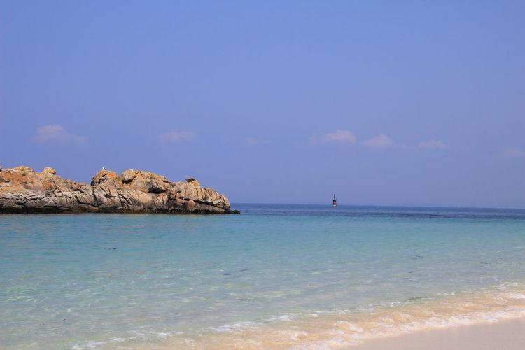 Brittany Glénan Islands Islands Beach Glénans Horizon Rock - Object Sea Sky Water
