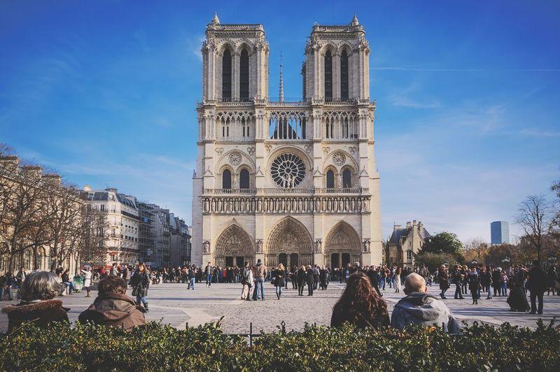 Notre Dame City