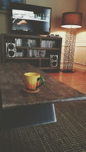 Playing With Filters Coffee Time Cup Of Coffee Room Watching Tv Interiors Tv Room Relaxing Time