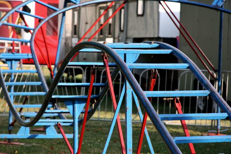Red No People Day Outdoors Close-up Structure Structures & Lines Roller Coaster Rollercoaster Architecture Colorful Colors Lines Carnival Neon Life EyeEmNewHere