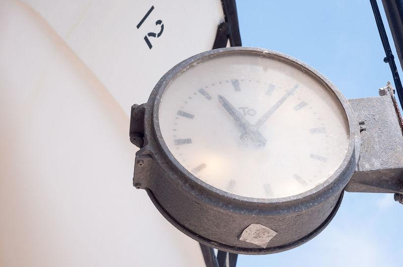 Clock on board