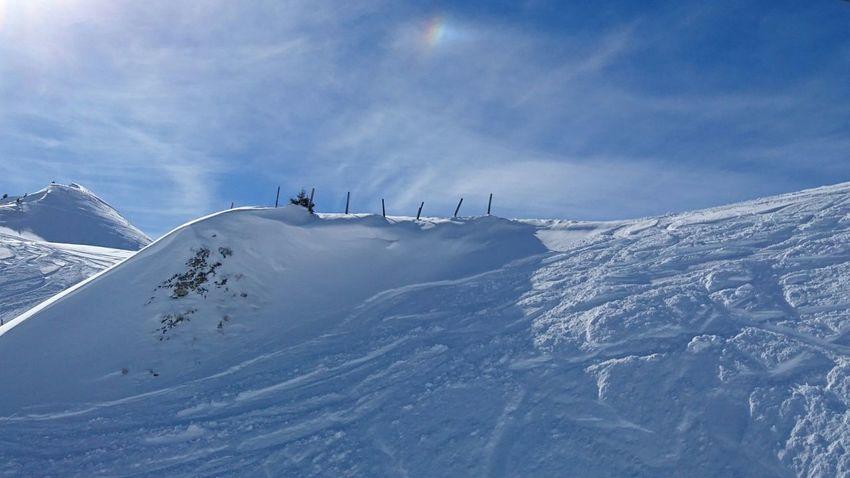 Metsch Lenk Simmental Switzerland Winter
