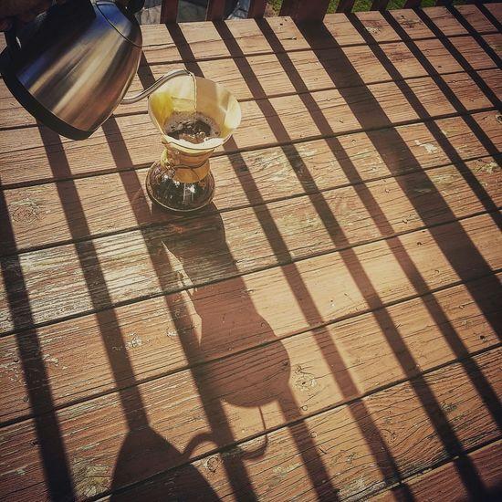 Happy Saturday Saturdaycoffeeshot Pourover Chemex BonaVita Craftcoffee Coffee Time Decklife Cheers