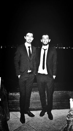 Night Out Drinks Suit & Tie Party