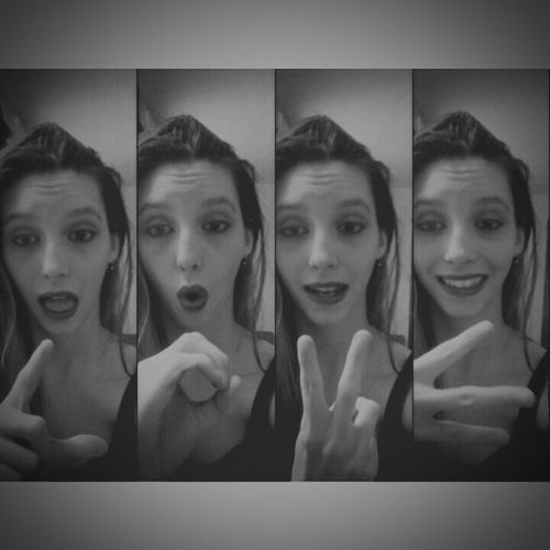 Finger Love Love ♥ Selfie ✌ Self Self Portrait Cheesy Its Me Pictures For Homeless Veterans