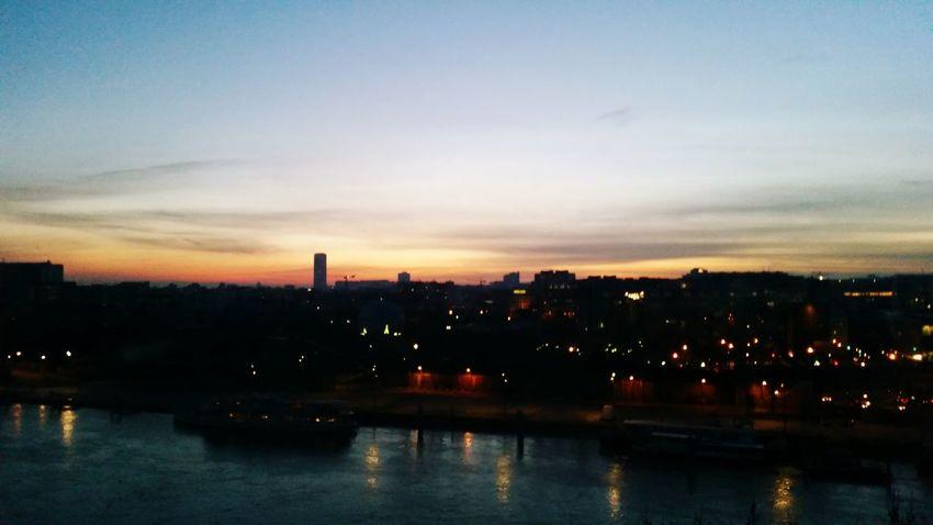 ParisByNight Paris Sunrise